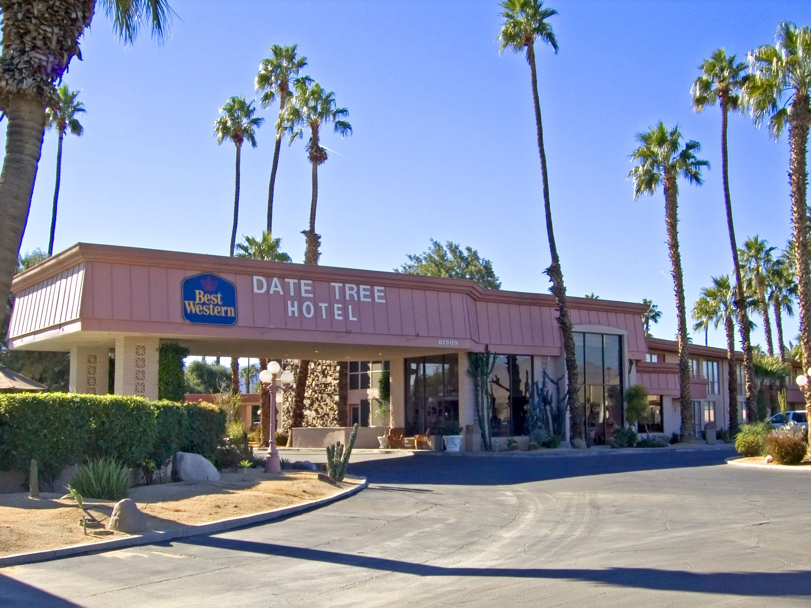 Best Western Date Tree Hotel Indio Ca 2 United States From Us 131 Booked