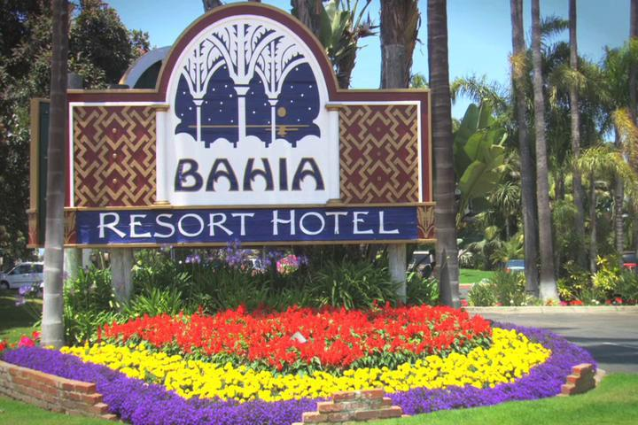 bahia resort hotel san diego, ca 3* (united states) - from us$ 255