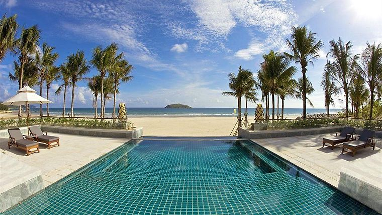 Wanning China  City new picture : ... Wanning, China – Hotel Le Meridien Shimei Bay Wanning, China