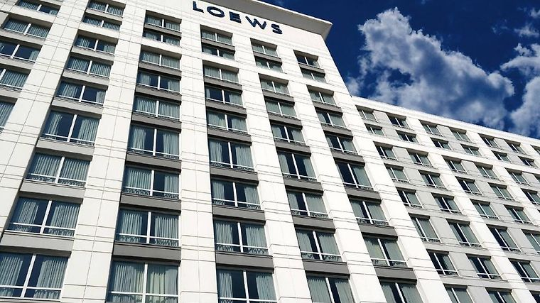 Hotel Loews Chicago O Hare Rosemont Il 4 United States From Us 205 Booked