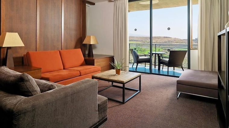 Sheraton Gran Canaria Salobre Golf Resort And Spa Room Deluxe Suite Living Room