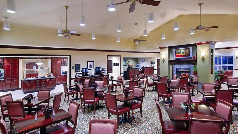 Homewood Suites By Hilton Jacksonville-South/St. Johns Ctr. Restaurant The Lodge