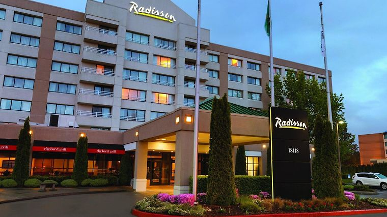 Radisson Hotel Seattle Airport Seatac Wa 3 United States From Us 182 Booked