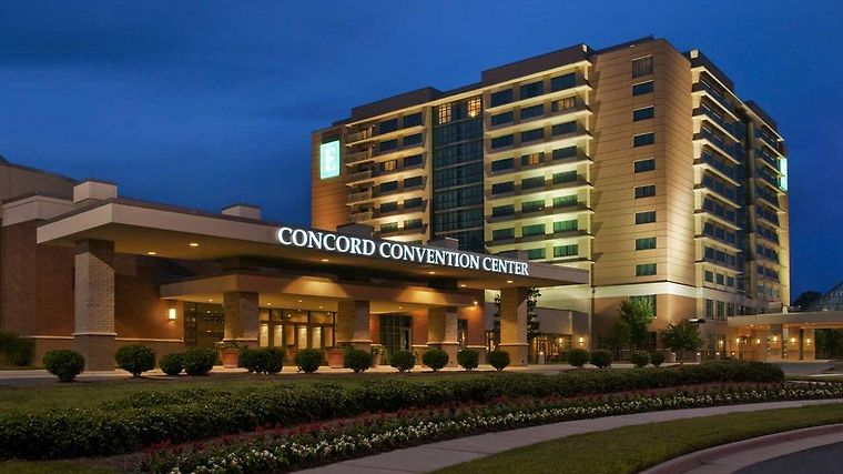 Hotel Emby Suites Charlotte Concord Golf Resort Spa Nc 3 United States From Us 189 Booked