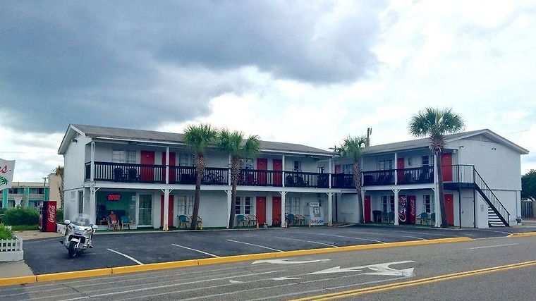 Hotel Sea Palms Motel Myrtle Beach Sc 2 United States Booked