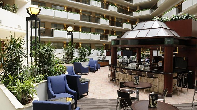 °HOTEL EMBASSY SUITES TYSONS CORNER VIENNA, VA 3* (United States)   From  US$ 165 | BOOKED