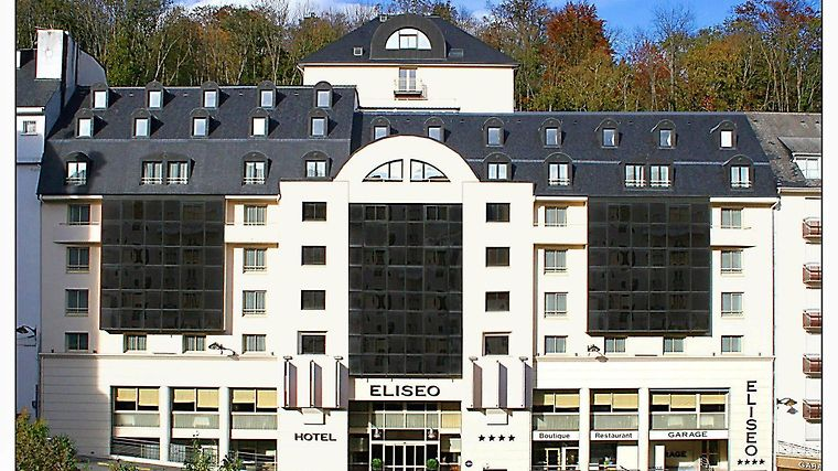 Hotel Eliseo Lourdes 4 France From Us 119 Booked