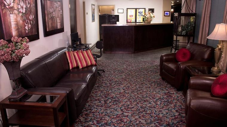 Guesthouse Inn & Suites Lewiston Exterior Hotel information
