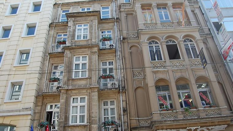 Suite Home Hotel Istiklal Exterior Hotel information