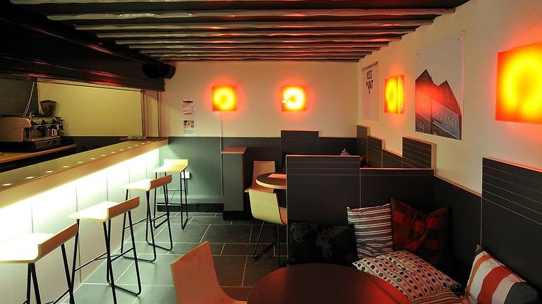 Hostal Equity Point London Restaurant Photo album