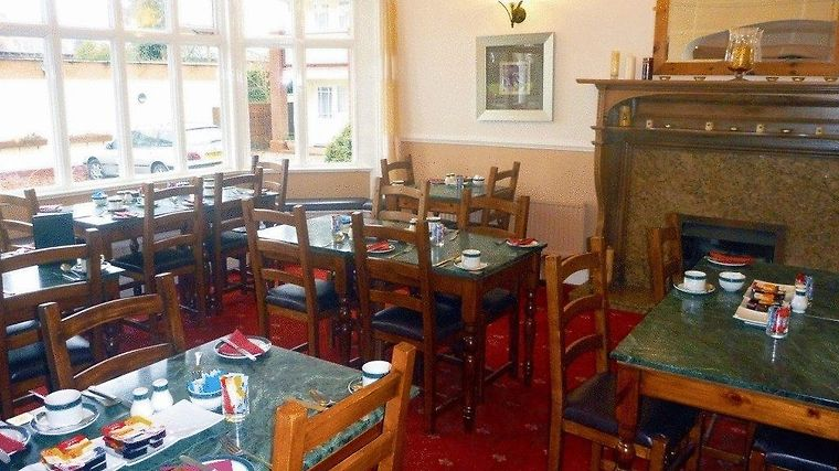 Alton Lodge Hotel Restaurant Photo album