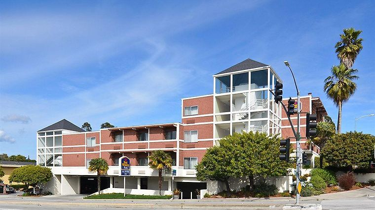 Best Western Plus All Suites - Santa Cruz Exterior