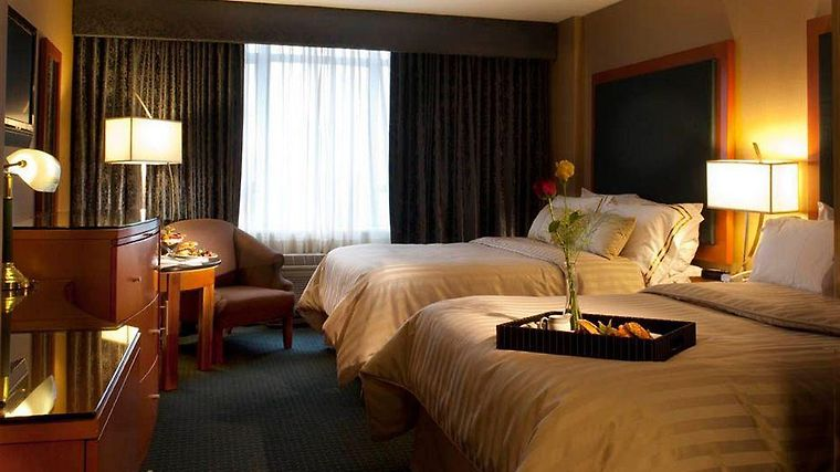 Executive Plaza Coquitlam Room