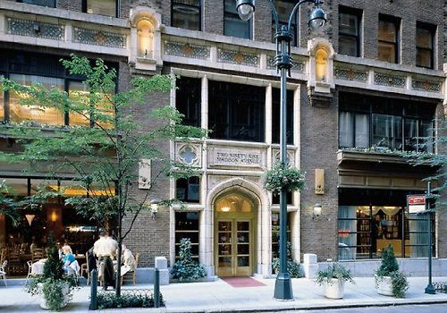 Library Hotel A Member Of Hkhotels Exterior Exterior