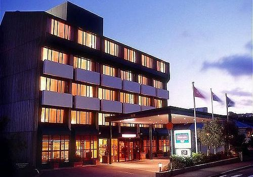 Mercure Wellington Exterior