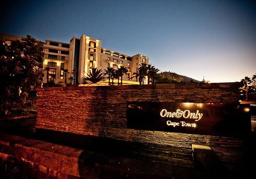 One&Only Cape Town Exterior