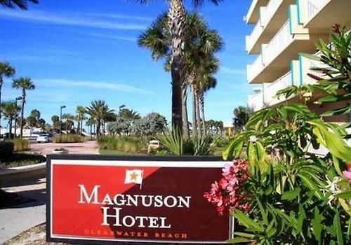 Magnuson Hotel Clearwater Beach Exterior