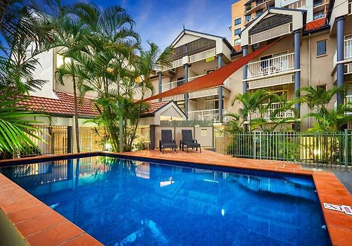 Quest On Story Bridge Serviced Apts Exterior Hotel information