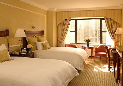 New York Palace Room