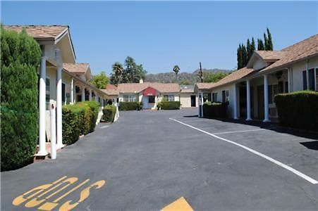 Rose Bowl Motel Exterior Hotel information