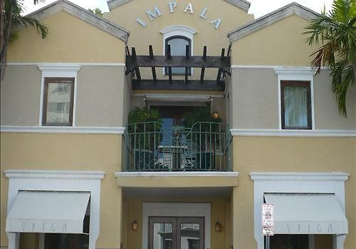 The Prime Hotel Impala Exterior