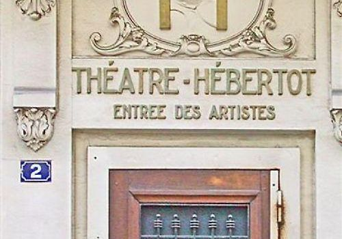 Hotel Du Theatre Exterior