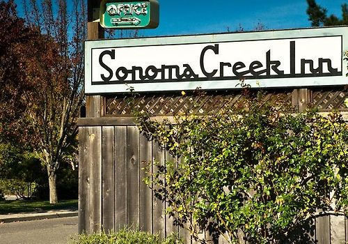 Sonoma Creek Inn Exterior Hotel information
