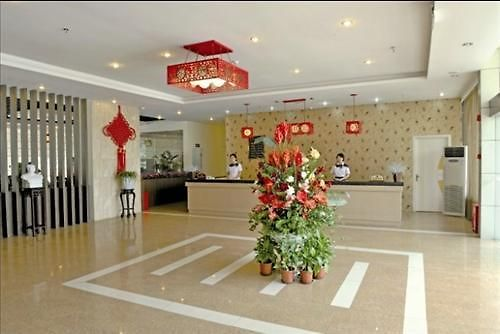 Snow Mountain Sunshine Administer Active Hotel Interior