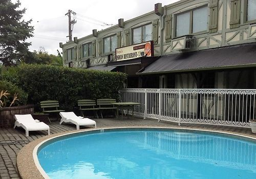 Wahroonga Ascot Motor Inn Exterior Hotel information