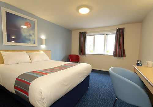 Travelodge Marylebone Room Doubleroom