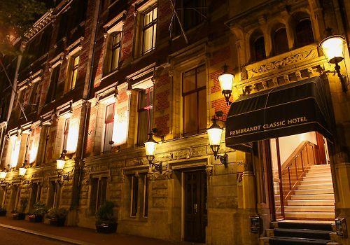 Rembrandt Classic Exterior Hotel information