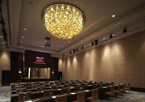 Shanghai Marriott Hotel Changfeng Park Facilities Hotel information