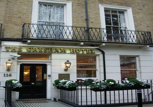 Gresham Hotel Exterior