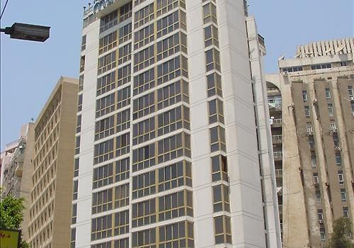 Maadi Hotel Exterior