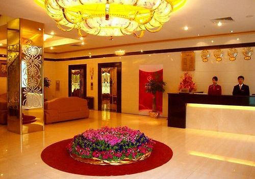 Fu Ying Business Hotel Interior
