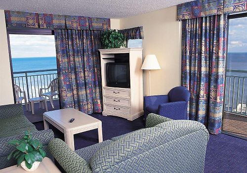 Sand Dunes Resort Hotel Room