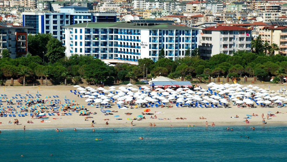 Gunstige Hotels Alanya