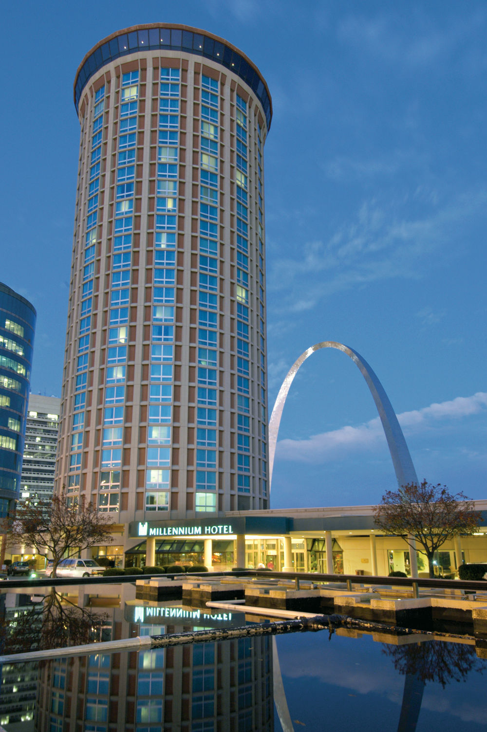 Hotel Millennium Saint Louis Mo 3 United States From Us 127 Booked