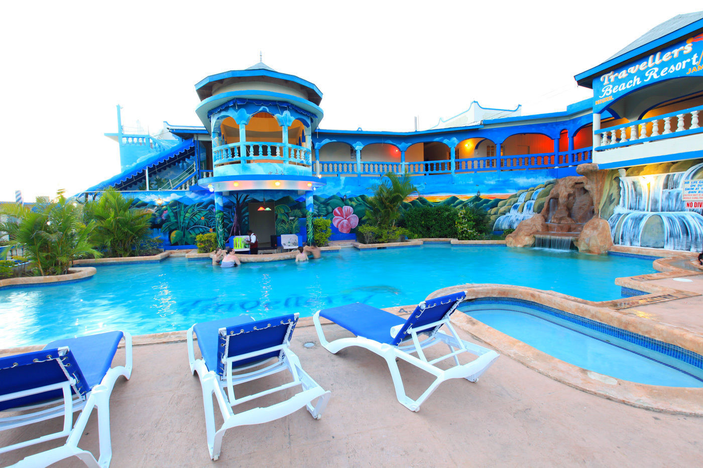 Hotel Travellers Beach Resort Negril 3 Jamaica From Us 86 Booked