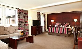 Airth Castle Double Room