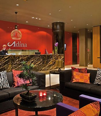 Adina Apartment Hotel Frankfurt Neue Oper photos Interior Reception