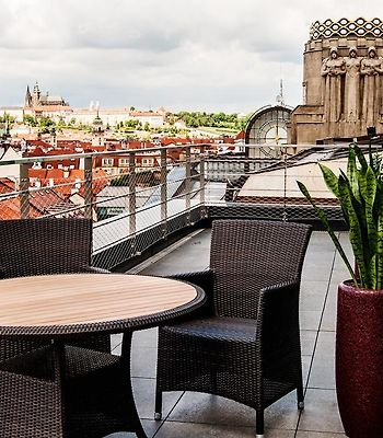 Wenceslas Square Terraces photos Exterior Hotel information