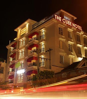 The Cube Hotel photos Exterior Hotel information