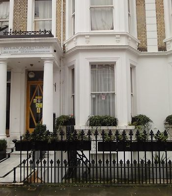 Dylan Apartments Earls Court photos Exterior Hotel information