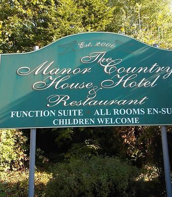 The Manor Hotel & Restaurant photos Exterior Hotel information