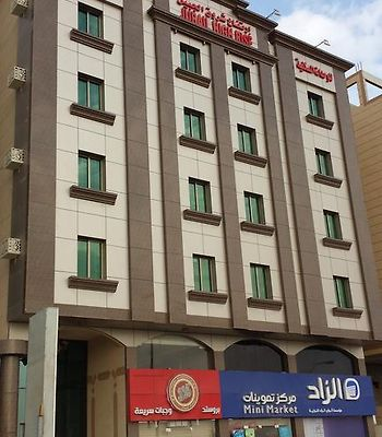 Jubail High Rise Apartments photos Exterior Hotel information