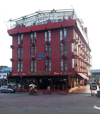 Aldy Hotel Stadhuys photos Exterior Aldy Hotel Stadthuys