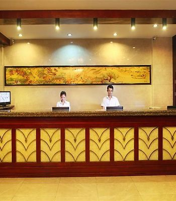 Greentree Inn Huangshan Railway Station Tiandu Avenue Business Hotel photos Exterior Hotel information