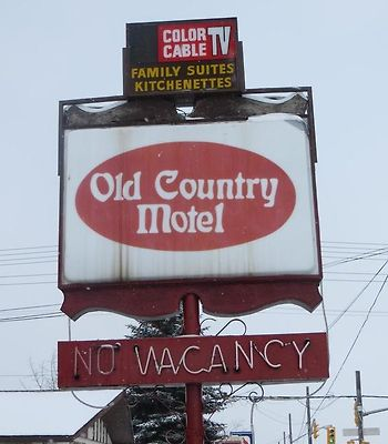 Old Country Motel photos Exterior Old Country Motel