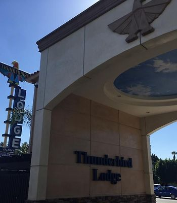 Thunderbird Lodge In Riverside photos Exterior Thunderbird Lodge